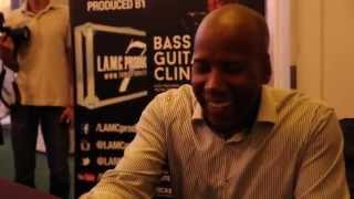 Nathan East Bass Clinic Singapore Event Highlights