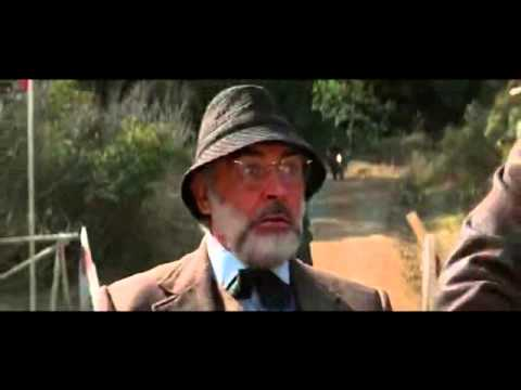 Image result for sean connery as indiana jones dad head shots