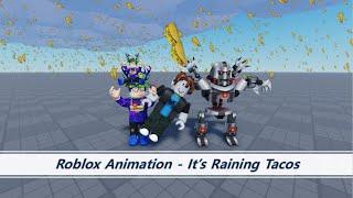 로블록스 애니메이션(Roblox Animation) -…