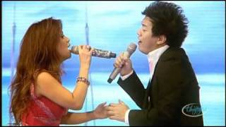 Lam Truong & Minh Tuyet's Cute Duet