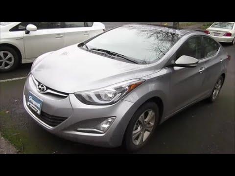 2016 Hyundai Elantra | Read Owner and Expert Reviews, Prices