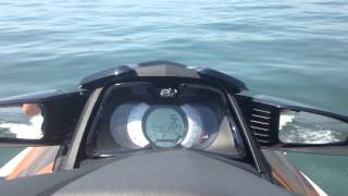 How to use Cruise Control on a Sea Doo
