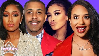 B. Simone is a thief? | Marques Houston & his 19yo fiance (odd love story)  | Yung Miami's BD passes