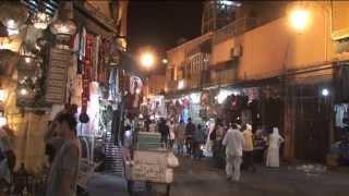 A visit to Marrakech