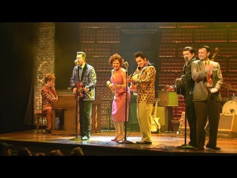 Million Dollar Quartet - Four Musical Legends Came Together For a Single Night in 1956