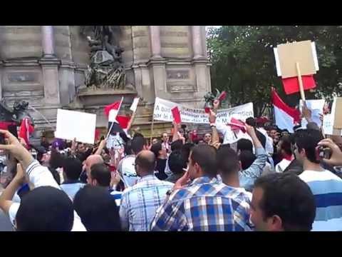 Egyptians in Paris