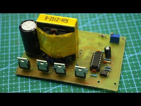 Stealing From China 5! 12-220V Power Inverter