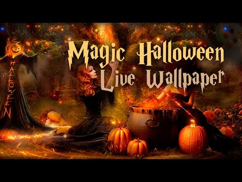 Magic Halloween Free LWP | Live Wallpapers | Android