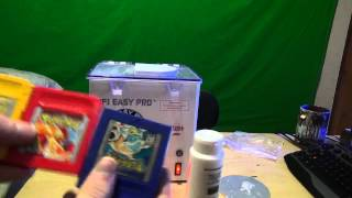 JFJ Easy Pro Disc Repair Machine & 99Gamers