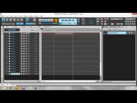 How to use the Fishman Triple Play Wireless Midi Device with your DAW to control Soft Synth Plugins