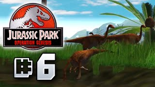 They Do Move In Herds - Jurassic Park Operation Genesis [ Jurassic Park Month ]