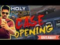 PUBG CASE OPENING WITH HOLYBOOST! (GIVEAWAY ALERT) Check description!!