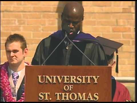 Kojo Ben Taylor Commencement speach