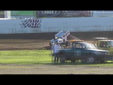 Grays Harbor Raceway, May 20, 2017, 360 Sprint Car Qualifying