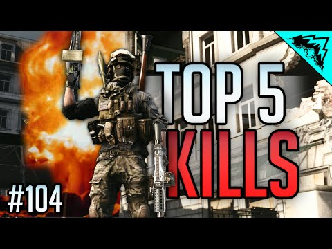 "Top EPIC Battlefield 4 Kills (Jet JDAM, LMG Flank, Obliteration PTFO, Jumpshot) ""WBCW"" #104"