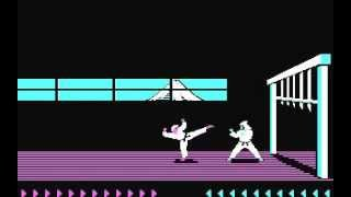 PC DOS Karateka (1986) Broderbund