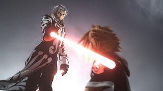 Kingdom Hearts II (PS4) - Final Boss: Xemnas + Ending & Secret Ending (Level 1/No Damage)