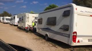 Camping Ammos Finikounda Greece
