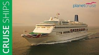 P&O Cruises Oriana Review   Planet Cruise