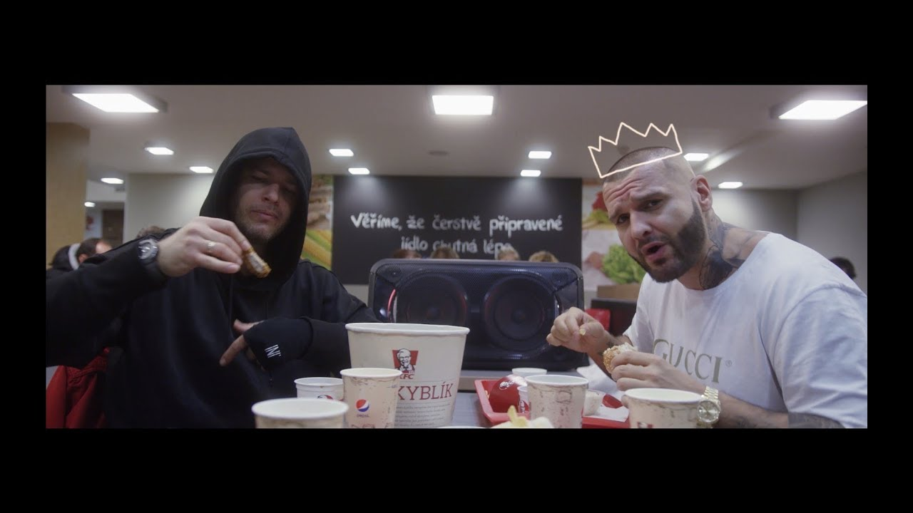 Ego x Rytmus - Ideme ďalej (prod. Ego) |Official Video|