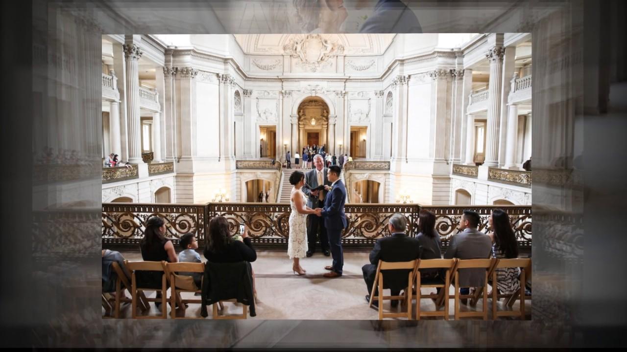 Intimate City Hall San Francisco Wedding
