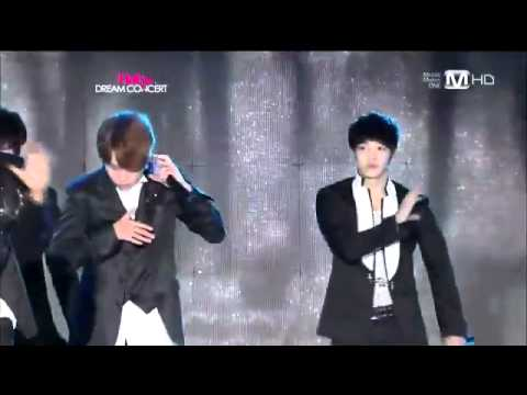 [Hallyu Dream Concert 2011]  BEAST - Soom (Breath)