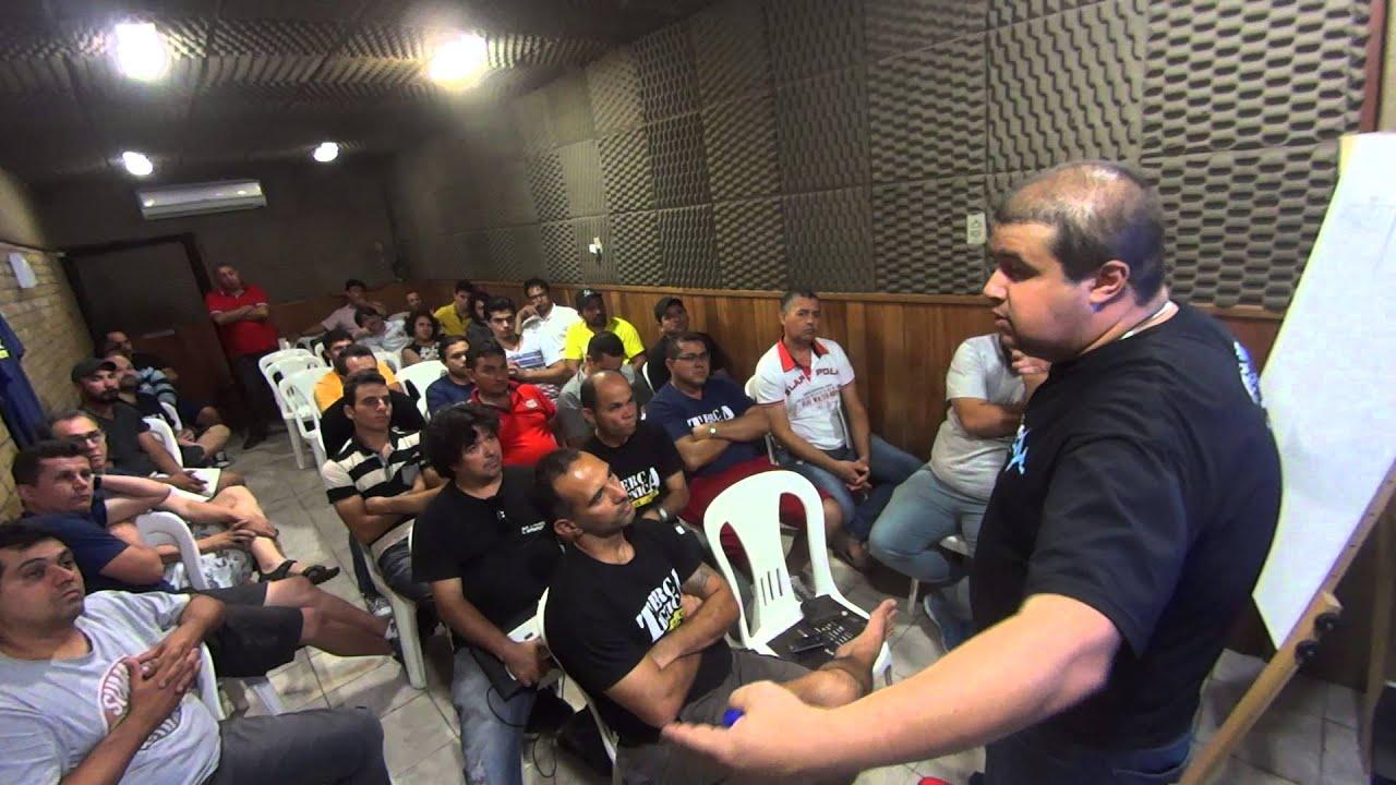 ÉMERSON DUARTE na TERÇA TÉCNICA FORTALEZA parte 01