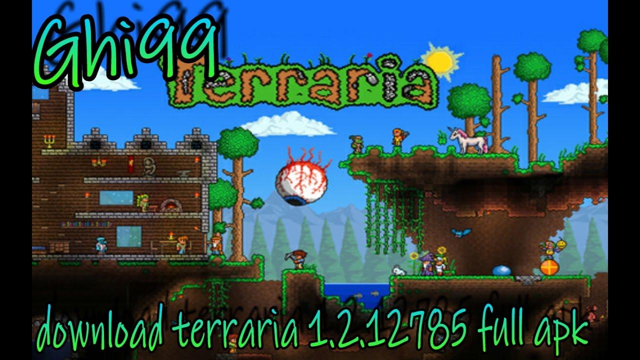 Terraria apk full version latest