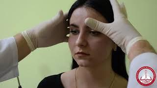 Наружный осмотр и пальпация носа и придаточных пазух