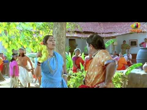 Sri Rama Rajyam Movie Scenes HD - Brahmanandam suspecting his wife -Nayantara, Ilayaraja