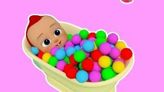 Bath Song   ABCkidTV Nursery Rhymes & Kids Songs Baby KidsTV - Nursery Rhymes
