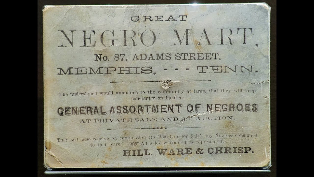 Understanding the Opponent for Negroes(1)