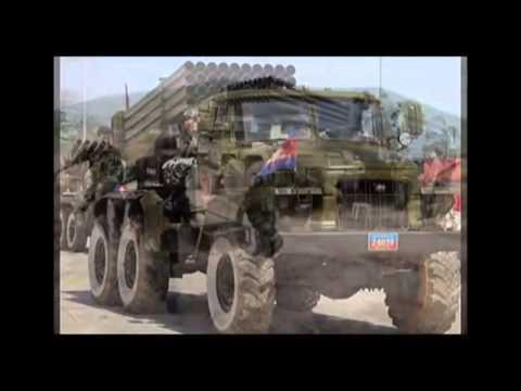 Cambodia Army power