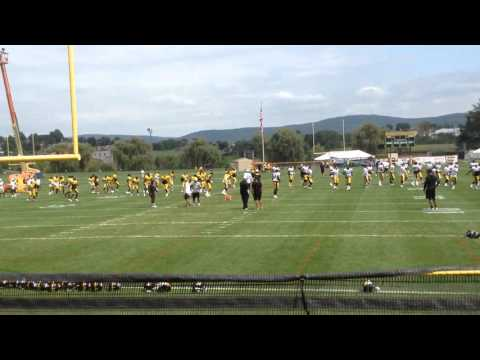 Pittsburgh Steelers training camp