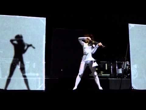 Lindsey Stirling  Shadows   642015  Minneapolis, MN  FRONT ROW
