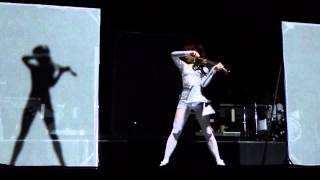 Lindsey Stirling Shadows Live 6 4 2015 Minneapolis MN FRONT ROW