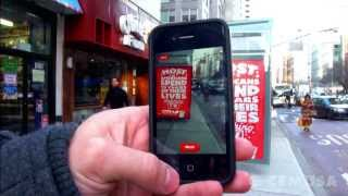 Tic Tac Augmented Reality Ad Campaign