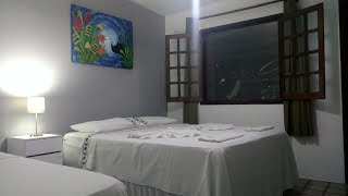 Pousada Sempre Graciosa - Apartamento N° 02 -  Praia do Francês, Alagoas