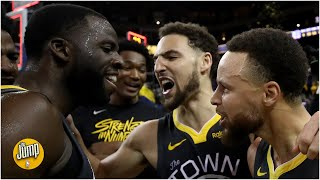 Will the Warriors be dominant next season?   The Jump