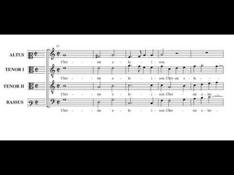 Palestrina: Missa Assumpta est Maria - Kyrie