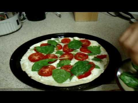 Homemade Bianca Pizza - white Pizza recipe