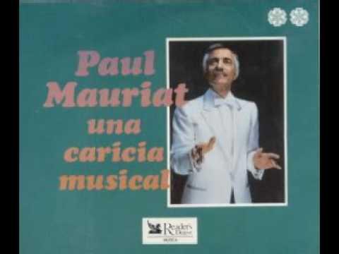 Paul Mauriat: Gotas de lluvia sobre mi cabeza