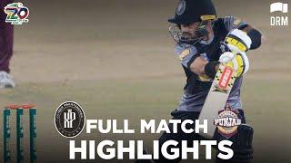 KP vs Southern Punjab | Full Match Highlights | Match 33 | National T20 Cup 2020 | PCB | NT2F