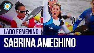 Sabrina Ameghino en Lado Femenino (2 de 3)