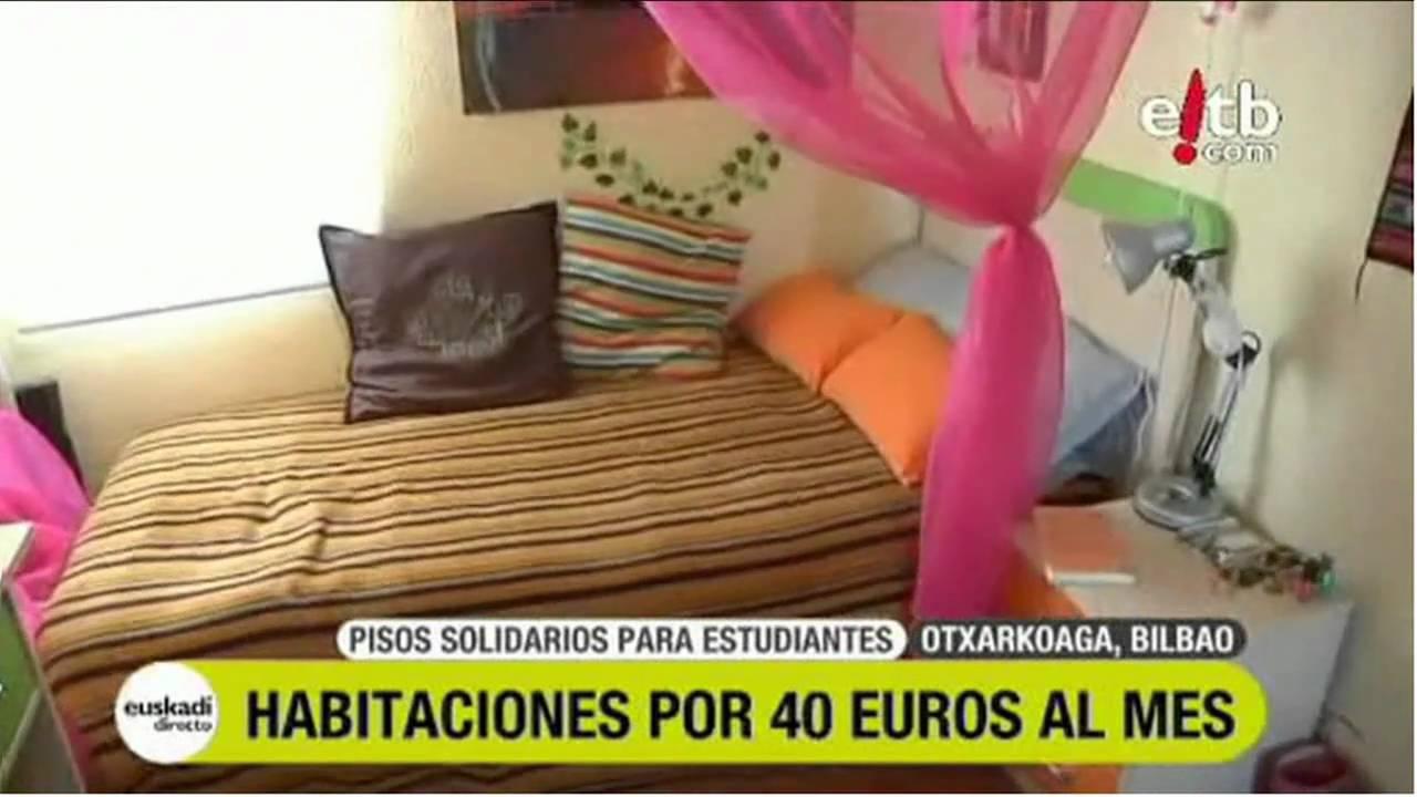 Habitaciones en pisos para estudiantes en otxarkoaga por for Pisos en otxarkoaga