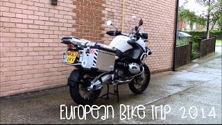 European Motorbike Trip 2014 in HD - Full Version