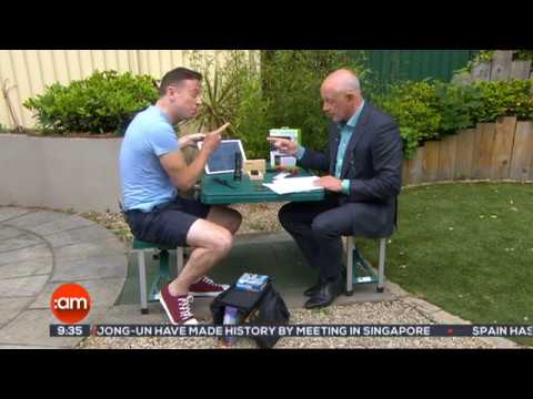 Tv3 ireland am: fathers day gift guide youtube.