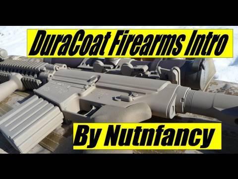 Duracoat Firearm Finishing Intro By Nutnfancy Youtube