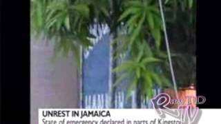 Jamaica In State of Emergency- (BBC NEWS) PT2