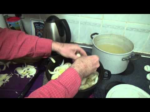 How to make pan haggerty
